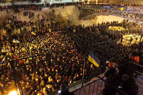 Майдан - территория свободы