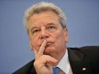 Президент Германии Йоахим Гаук не поедет на зимние Олимпийские игры