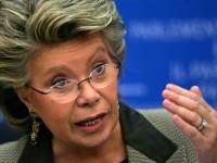 комиссар ЕС по вопросам юстиции Вивиан Рединг