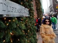 Tiffany & Co был самым популярным магазином у российских дипломатов, тративших здесь сэкономленные на родах деньги