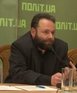 Историк Виталий Нахиманович