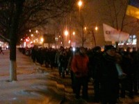 В поддержку Майдана