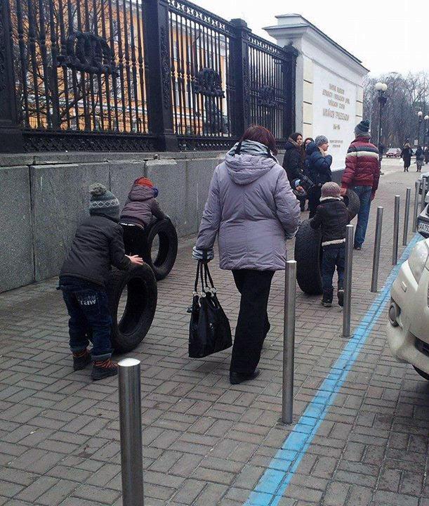 Киевские террористы