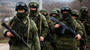 """Российские """"миротворцы"""" за работой"""