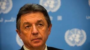 Украинский посол при ООН Юрий Сергеев