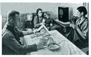Обычная немецкая семья