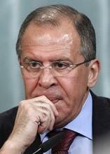Лавров ушел с переговоров