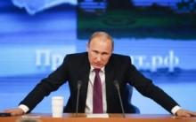 Олигофрен Путин