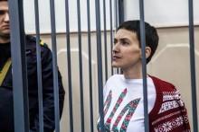 """Савченко """"слишком часто"""" посещают"""