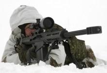 снайперы ВСУ под Горловкой