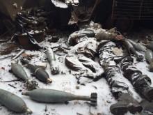 российские боевики связали и убили