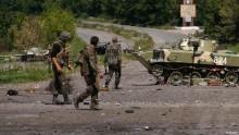 Украина обстреливалась с территории России