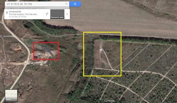 В Ростове появилось новое кладбище и сотни безымянных могил боевиков