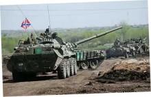 Армия сепаратистов на Донбассе