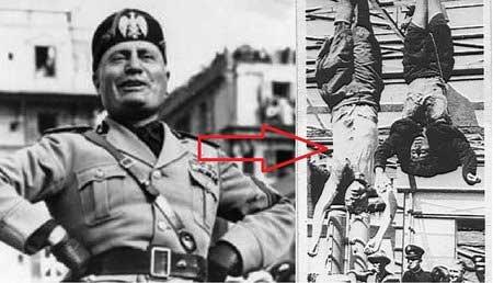 О Муссолини есть, а о Гитлере нет
