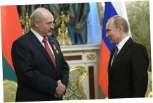 Белоруссия попросила у России кредит