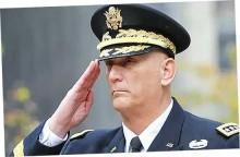 Глава штаба армии США заявил