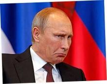 Путин выступает против трибунала