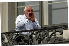 Иран плюнул