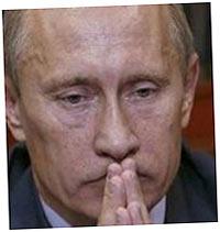 Поражение Путина
