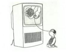 Смыслом ТВ не заморачивается
