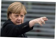 Меркель лично передала