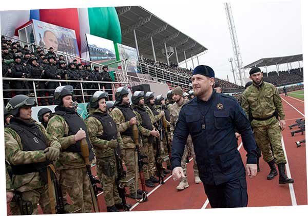 Волну кадыровского террора заказал Путин