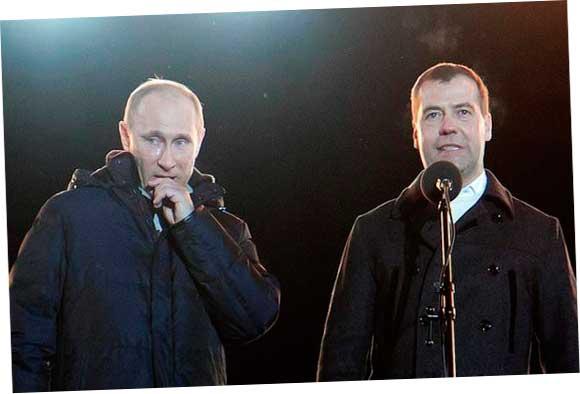 Путин анонсировал предвыборные репрессии