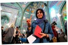 На парламентских выборах в Иране