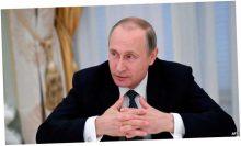 Путин связал
