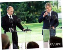 Финский президент явно пожалел