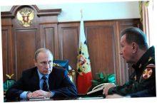 Путин не может уйти из Донбасса