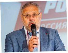 Хазин предложил расчленить Украину