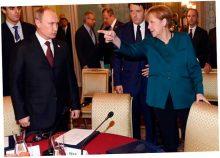 Бундестаг выдвинул Кремлю обвинения
