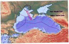 Отработка блокады Крыма