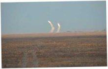Запущены 16 ракет
