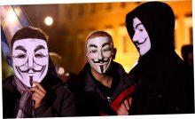 Anonymous пригрозили
