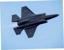 Впервые применили F-35
