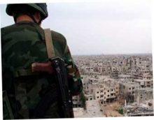 Пять военных РФ погибли в Сирии