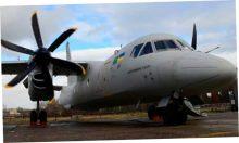 Новый украинский самолет