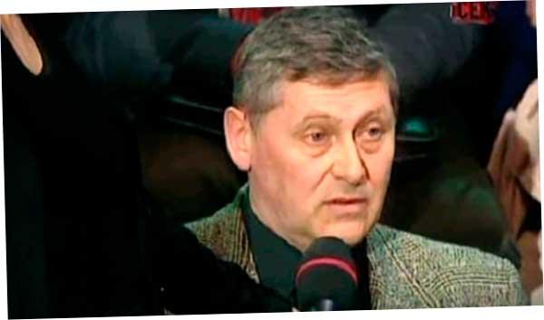 Сергеев в эфире НТВ