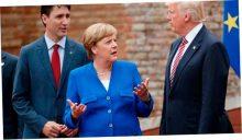 Дипломатический провал Трампа