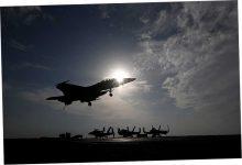 ВВС США нанесли удар