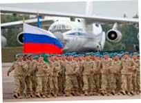 В Беларусь начали прибывать военнослужащие