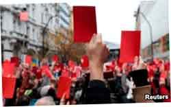 Красная карточка для Земана