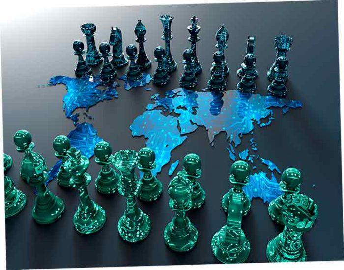 глобальное политическое лидерство