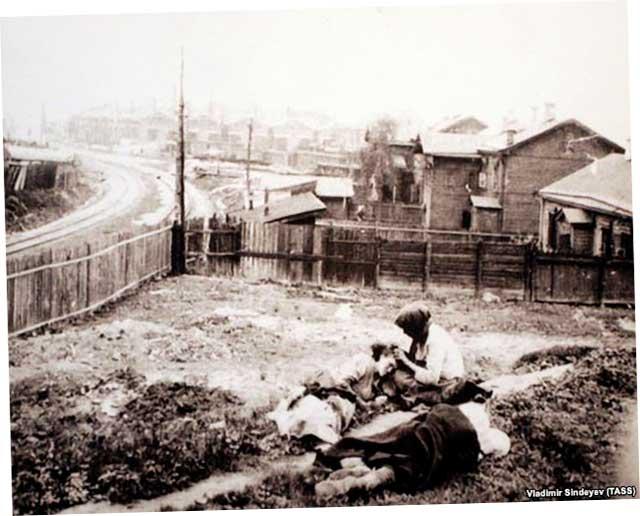 геноцид Украинского народа