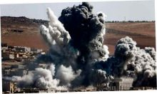 Израиль наносит удар