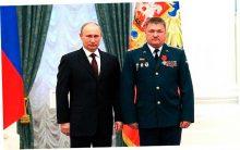 Уничтожен российский генерал Асапов