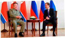 В ходе визита Ким Чен Ира